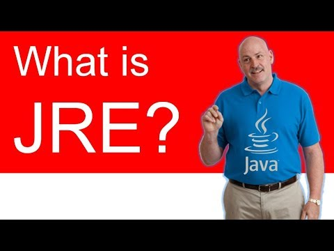 What is Java runtime environment || What is JRE