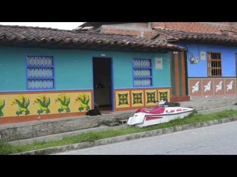 Tour du monde Jerome – Colombia – Travel around the world