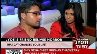 Video Delhi gang-rape victim's friend relives horror MP3, 3GP, MP4, WEBM, AVI, FLV Desember 2018