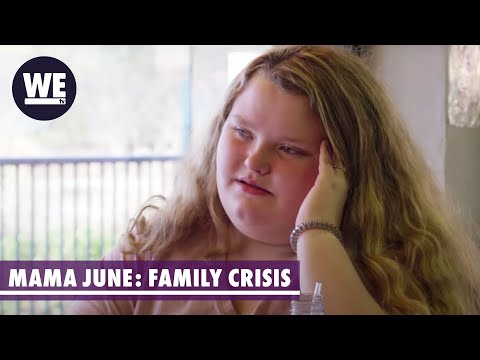 Alana Feels Hurt By June! | Mama June: Family Crisis