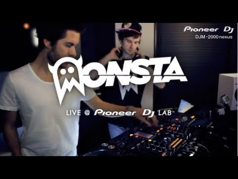 Pioneer - Watch MONSTA perform on the DJM-2000nexus and use the new touchscreen Beat Slice Remix effect to chop up live vocals, showing how blurred the lines can get b...