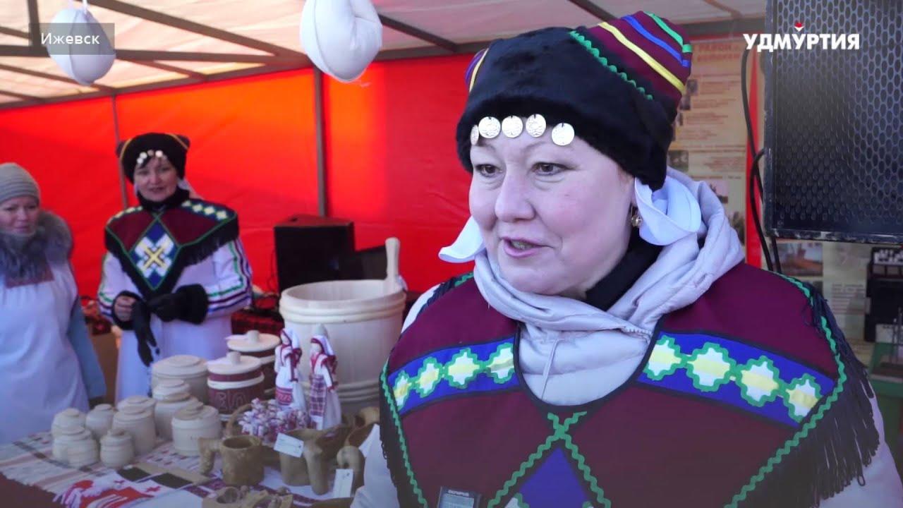 """""""Всемирный день пельменя"""" в Ижевске в 2016 году"""