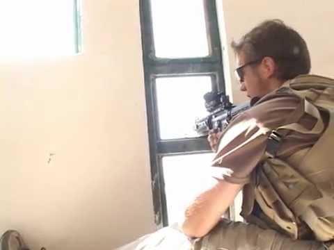 Blackwater Gunfight Najaf Rooftop