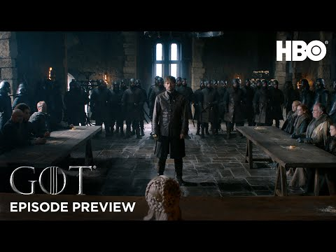Game of Thrones | Season 8 Episode 2 | Preview (HBO)