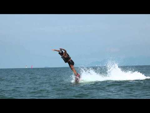 Preview video Flyboard