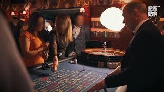 Mobiles Mietcasino - Ihr Partner für Casino Events