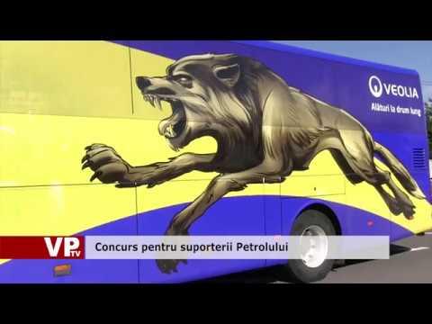 Concurs pentru suporterii Petrolului
