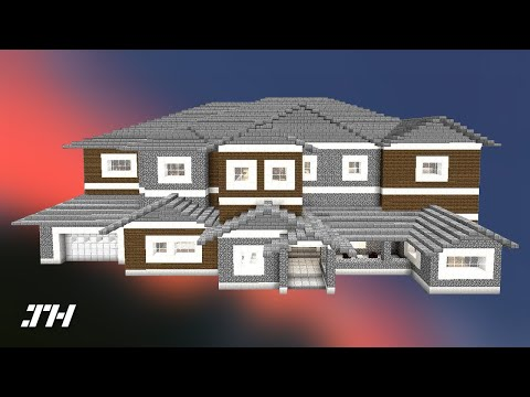 minecraft house tour - http://jhdmaxx.com - In this video I give you a tour around my fully redstone automated Minecraft house. This is the third iteration of the Minecraft house t...