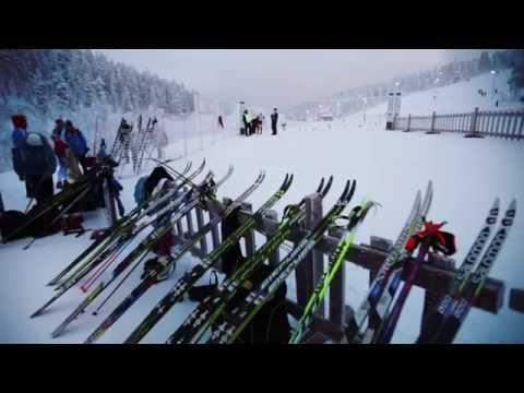 Saariselkä Downhill Ski