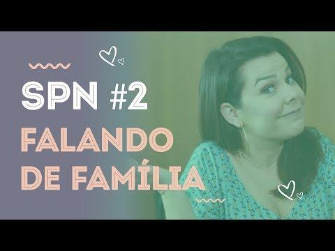 E no divã de hoje o tema é família!  SPN