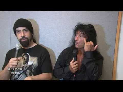 ANTHRAX AND ROB CAGGIANO COMMENT ABOUT SPLIT