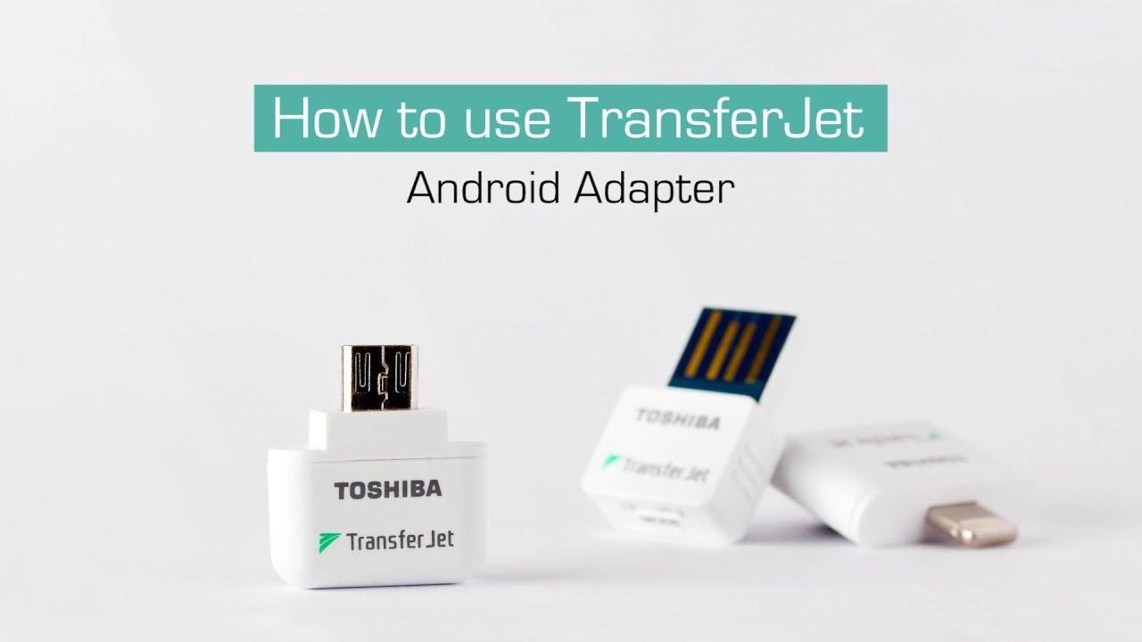 TransferJet Video