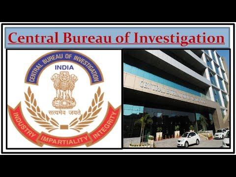 L-85-Everything about CBI- (Central Bureau of Investigation) (CBI vs State Police)-Indian Polity