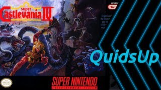 Super Castlevania IV (known as 悪魔城ドラキュラ Akumajō Dracula in Japan) is a Super Nintendo game released in 1991. You play as vampire hunter Simon Belmont who has to defeat Dracula.Castlevania IV is a 2D platforming game with very fluid controls.I'm playing this game in Retroarch SNES9X emulator Google+ https://google.com/+quidsupTwitter: https://twitter.com/quidsupMinds: https://www.minds.com/quidsup