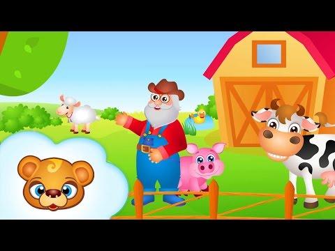 Tekst piosenki Dla Dzieci - Old MacDonald Had a Farm po polsku