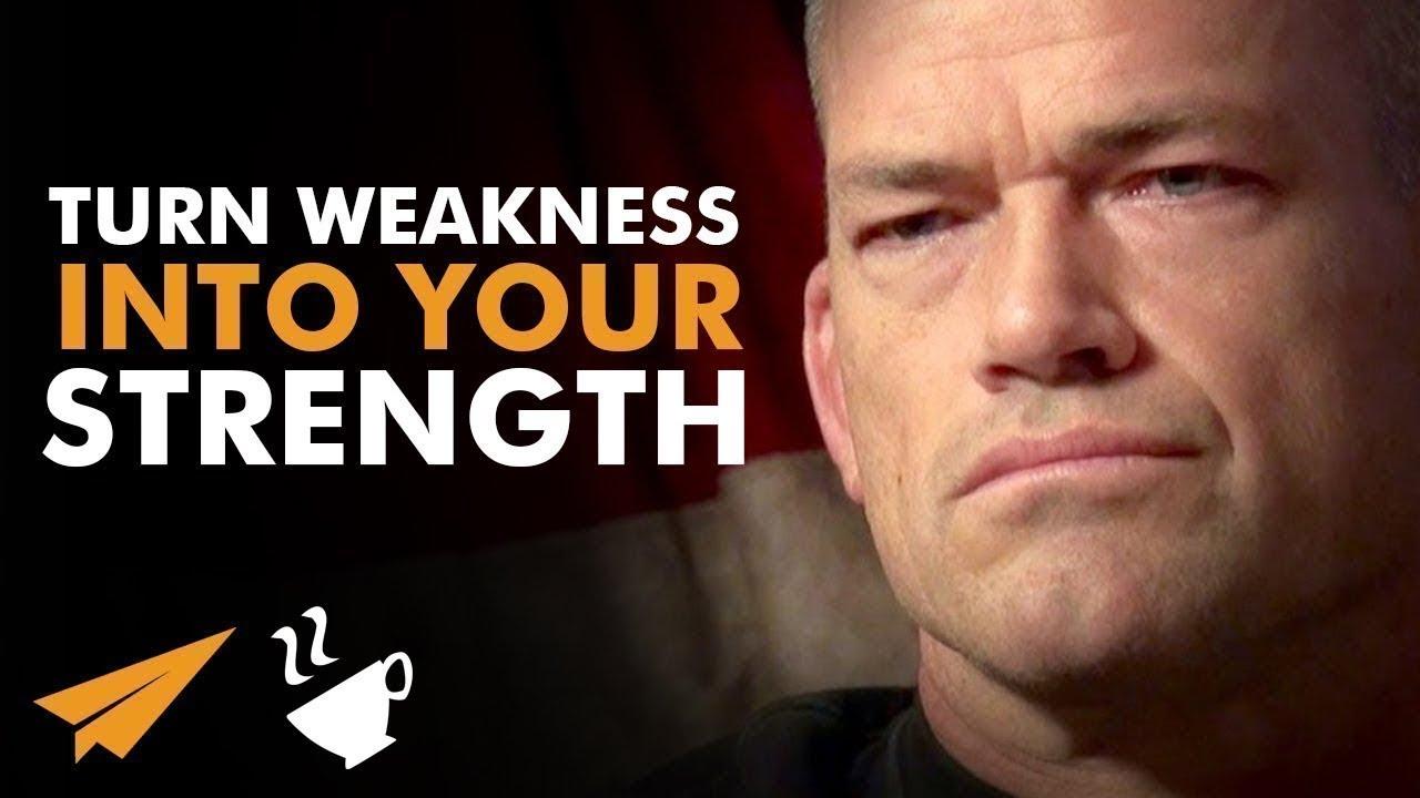 Turn Weakness Into Your Strength - Jocko Willink - #Entspresso