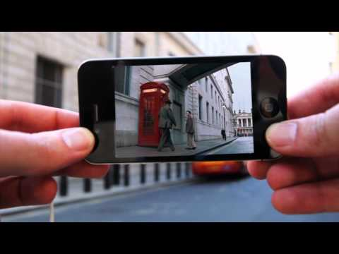 Augmented Reality Cinema App