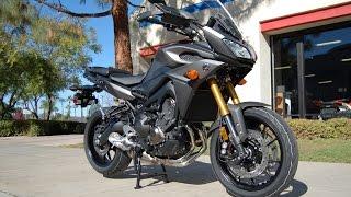 10. 2015 Yamaha FJ-09 Matte Grey