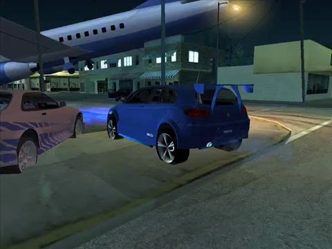 Gta San Andreas tuning car and bike mod