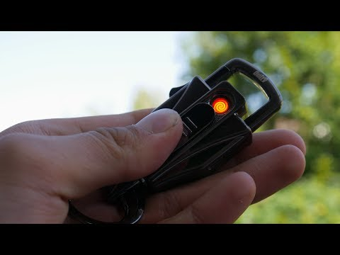 Schickes E-feuerzeug als Alternative zum Gasfeuerzeug? | Outry E-Feuerzeug Review |