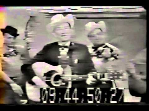 "Flatt And Scruggs - ""rare"" Tv Performance"