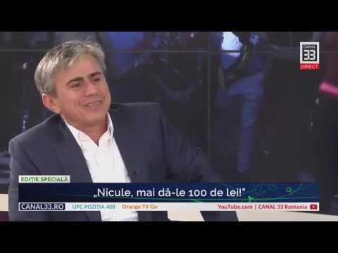 """""""Nicule, mai dă-le 100 de lei!"""", cu Gabriel Biriș, avocat"""