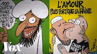 Video Charlie Hebdo's most famous cartoons, translated and explained MP3, 3GP, MP4, WEBM, AVI, FLV Oktober 2018