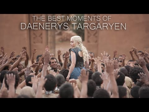 Best Daenerys Targaryen Moments | Game of Thrones