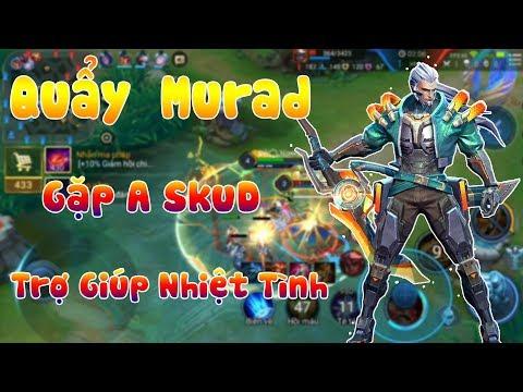 Liên Quân | Quẩy Murad Rừng Gặp Anh Skud Vui Tính - Giúp Đỡ Không Ngừng - Thời lượng: 11:15.