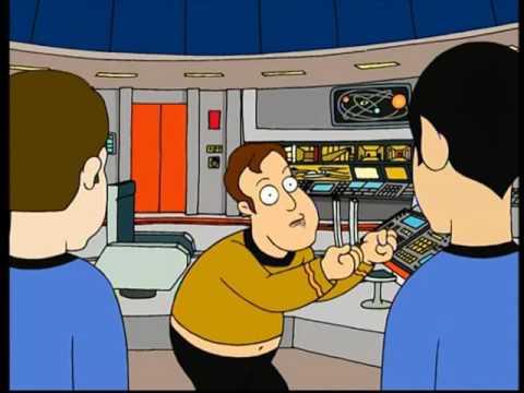 Family Guy - Ensign Ricky