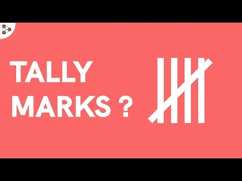 What are Tally Marks?