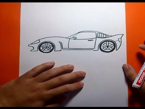 dibujos de carros - Una forma sencilla y rapida de hacer un dibujo de un coche en poco tiempo y de forma facil. Musica : byebyecopyright Cancion : Syntality - Lift Web oficial d...