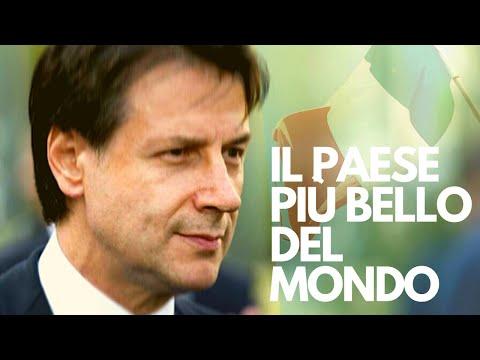 IL PAESE PIÙ BELLO DEL MONDO    Elogio all'Italia con Roberto Benigni