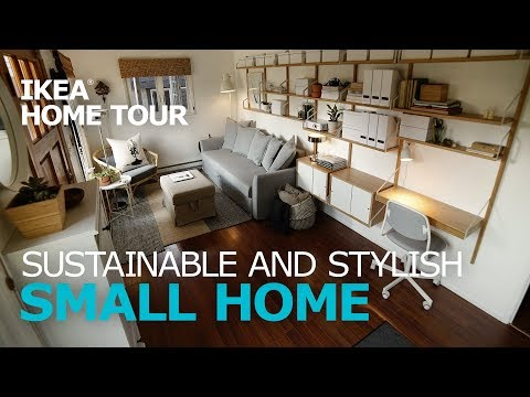 Small Multi Purpose Living Room Ideas Ikea Home Tour Episode 314 James Ledford