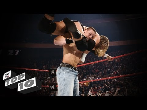 TOP - Take a look back the most dramatic endings in Royal Rumble Match history. More ACTION on WWE NETWORK : http://bit.ly/1u4pM74 Don't forget to SUBSCRIBE: http://bit.ly/1i64OdT.