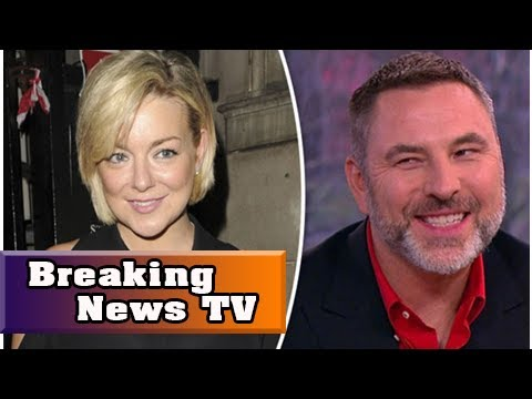 David walliams admits he's discussed marriage with sheridan smith: 'we're obsessed'| Breaking News