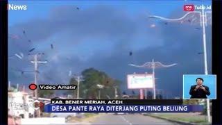 Download Video Puting Beliung Porak-porandakan 21 Rumah di Bener Meriah Aceh - iNews Siang 19/02 MP3 3GP MP4