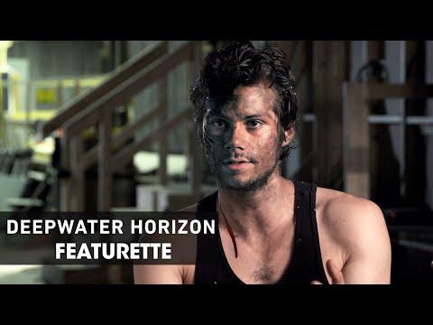Deepwater Horizon (Featurette 'Gina Rodriguez & Dylan O'Brien')