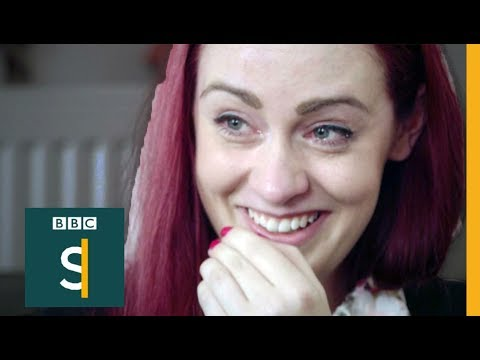 Amazing invention helps woman write again - BBC Stories