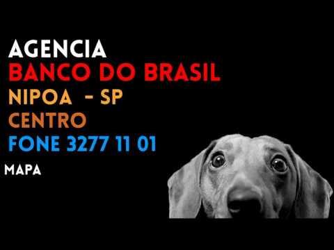 ✔ Agência BANCO DO BRASIL em NIPOA/SP CENTRO - Contato e endereço