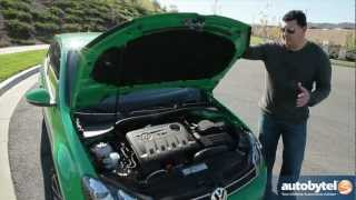 2013 Volkswagen Golf GTD Test Drive&Car Video Review