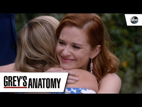April, Arizona & Webber Heart-To-Heart – Grey's Anatomy Season 14 Episode 24
