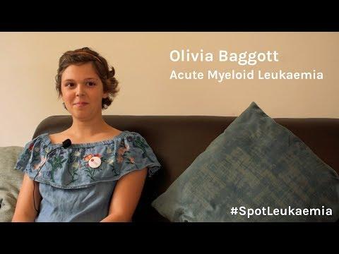 Jane and Olivia Baggott - Acute Myeloid Leukaemia (AML)