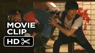 Nonton Why Don't You Play in Hell? Movie CLIP - Bombers (2014) - Sion Sono Movie HD Film Subtitle Indonesia Streaming Movie Download