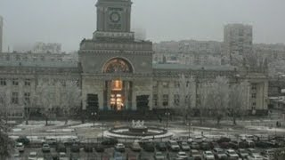 Caught on Camera: Suicide bomber explosion at Russia train station