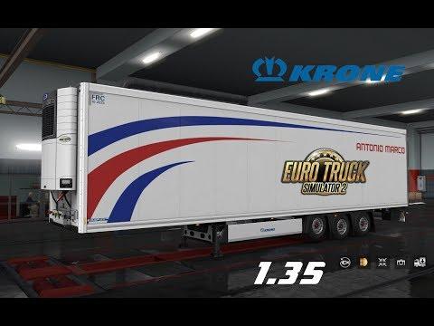 Krone Cool Liner Mega Skin Pack v1.3