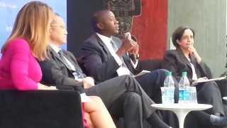 Liberia's Finance Minister Amara Konneh's message to the international community