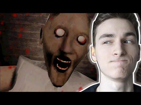 ОНА ВСЕ СЛЫШИТ|GRANNY Horror Mobile Game (Моменты со стрима TheBrianMaps) (видео)