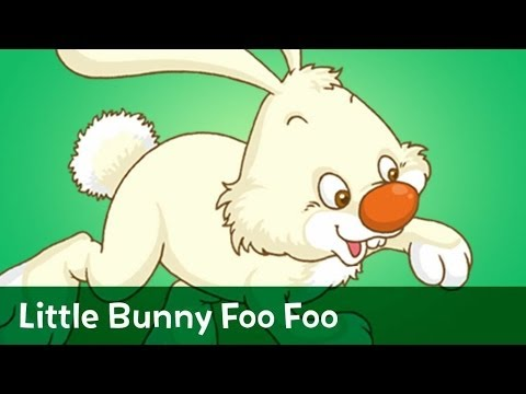 Little Rabbit Foo Foo - Subscribe for more free songs and stories: http://www.youtube.com/subscription_center?add_user=speakaboos Visit our website: http://www.speakaboos.com Like u...