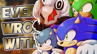 Video Everything Wrong With Sonic Forces in 32 Minutes MP3, 3GP, MP4, WEBM, AVI, FLV Juni 2018